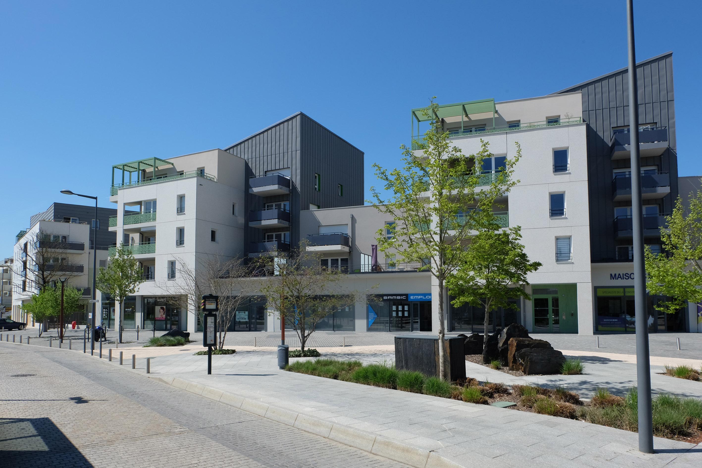 Édifices Architectes, logements Abraham Promotion, Angers (49)